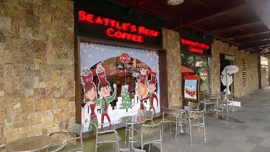 Seattle's Best Coffee: Seattle's Best - Makati