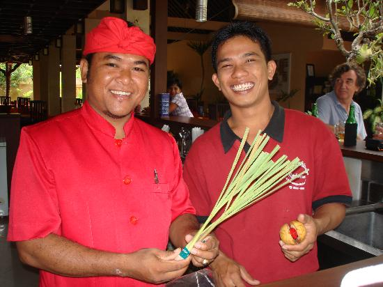 Apa Kabar Restaurant: Sila & Casper