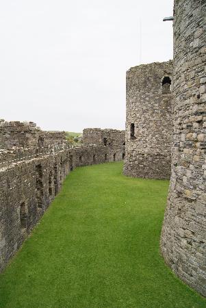 Beaumaris Castle: Zwinger