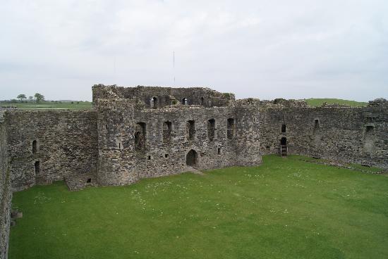 Beaumaris Castle: Nördliches Torhaus