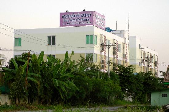 Kriss Residence: Stay here if pink is your favourite colour