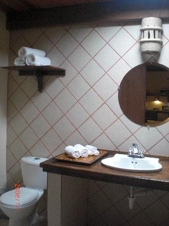Hotel 1697 Loreto : Bathroom