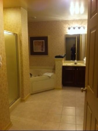 Williamsburg Plantation Resort: mater bath