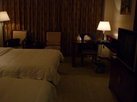 Universal International Hotel: The bedroom