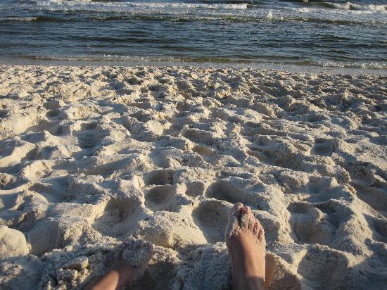 The Beach Club Resort & Spa: beach