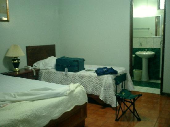 Hotel Talamanca Pococi : Nice room