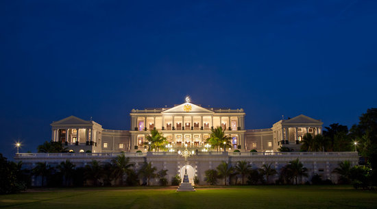 Taj Falaknuma Palace: Falaknuma - Mirror of the sky