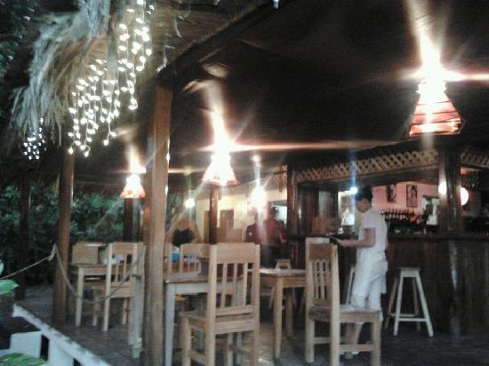 Restaurant Corleone: salooon