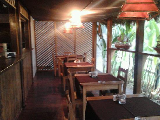 Restaurant Corleone: little saloon