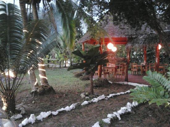 Restaurant Corleone: garden