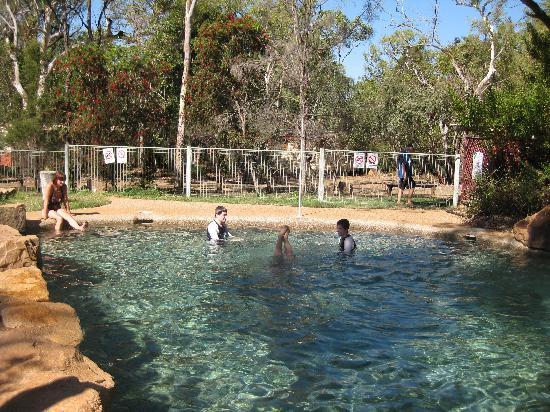 Undara Experience: Pool
