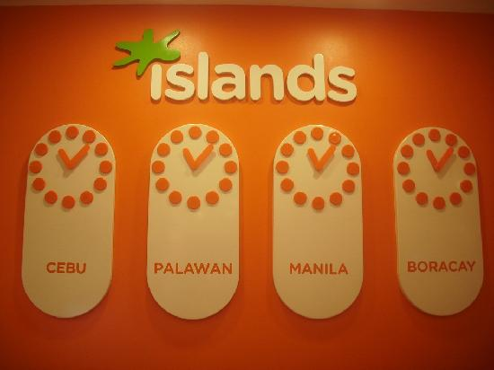 Islands Stay Hotels Mactan : Islands Stay Hotel