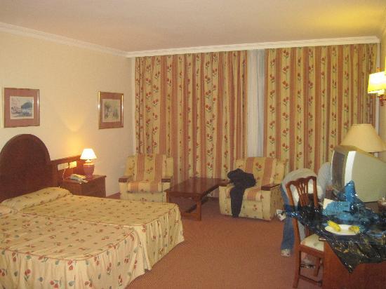Hotasa Puerto Resort Bonanza Palace : Room