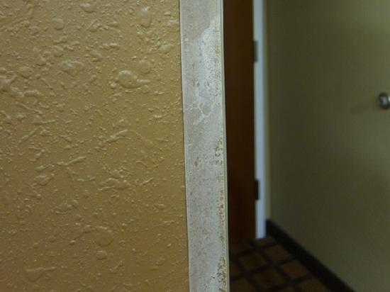 Microtel Inn & Suites by Wyndham Columbia/At Fort Jackson : Rusted Wall Railing