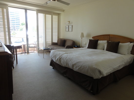 Pullman Reef Hotel Casino: Our Room