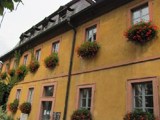 Kavaliersbau (Townhall): 10