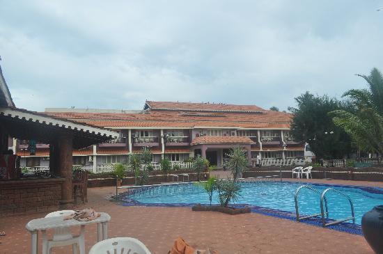 Hotel Goan Heritage: swimming pool