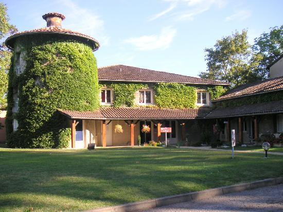 Hotel La Charpiniere : Vue du Générale de l'Hôtel