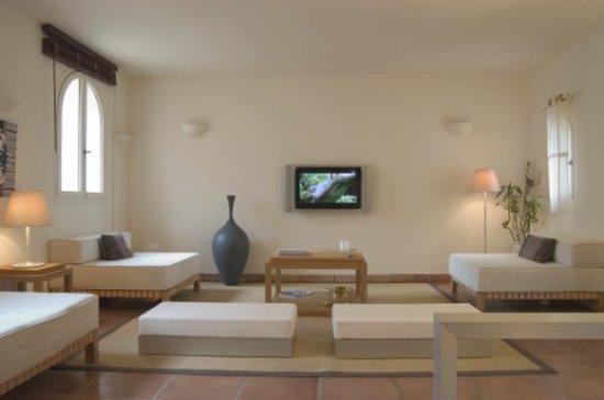 Hotel Genovese : salon lounge