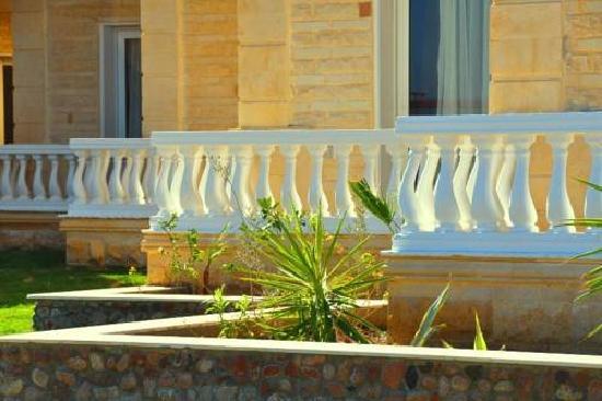 Dahab Hotel: balcony