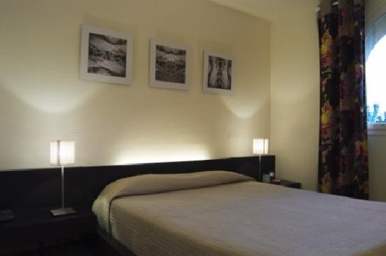 Hotel Genovese : une chambre