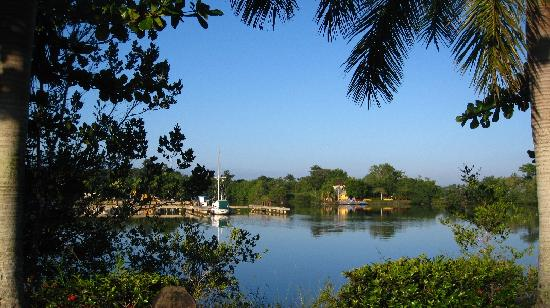 Amatique Bay Resort & Marina : marina