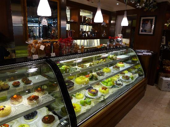Cafe Cova, Hong Kong: Cova