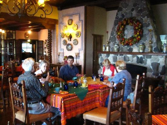 Hotel Atitlan: breakfast