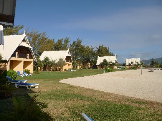 Preskil Beach Resort: Prestige Zimmer Ostseite