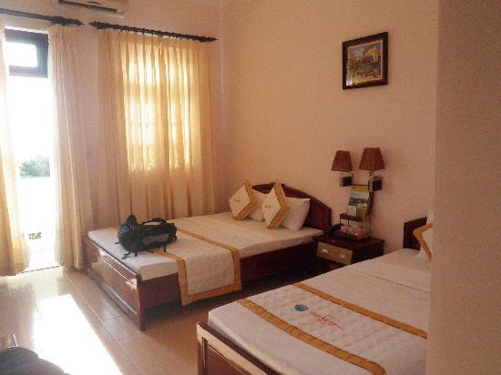 Thien Hai Son Resort: Zimmer