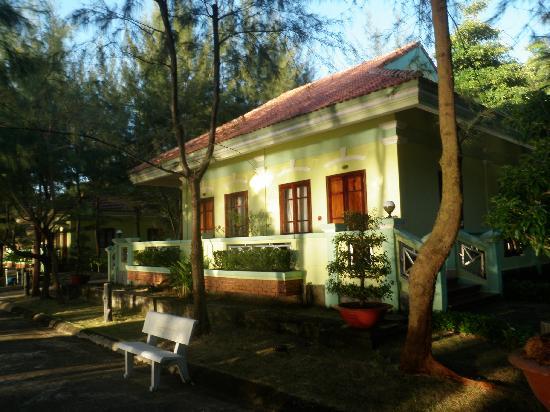 Thien Hai Son Resort: Bungalows