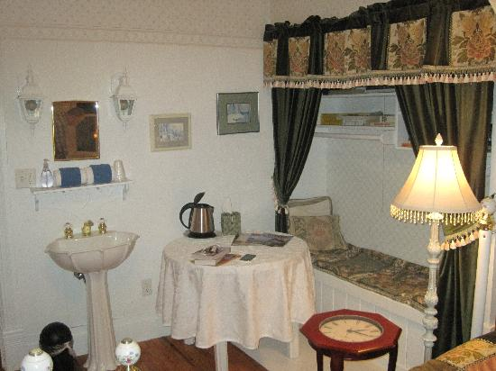 Grandview Bed and Breakfast: Unser Zimmer