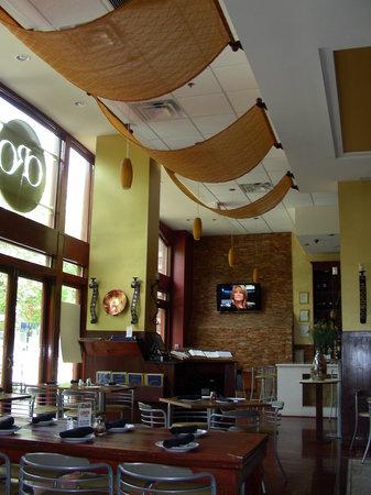 Oro Pomodoro: ristorante1