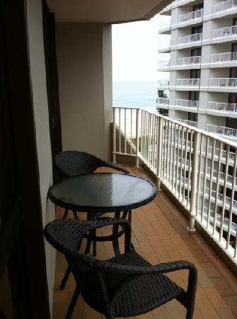 Breakers North: balcony
