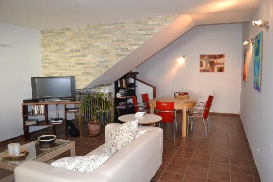 Casa D&G : Living room