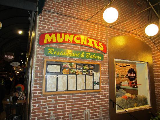 Munchies Restaurant & Bakery: Good food