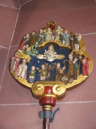 St. Johannes Baptista: prossecion pole