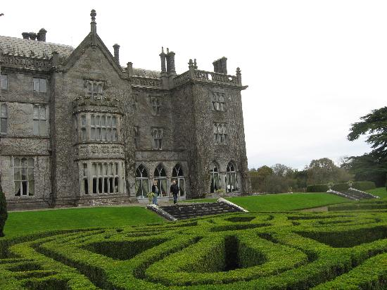 Adare Manor: The grounds