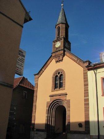 Spitalkirche St Nikolaus