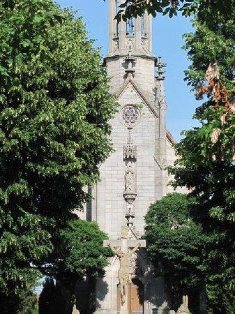 Friedhofskapelle Carl von Hess