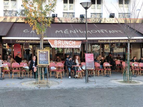Hotel Menilmontant Paris