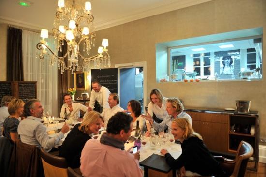 Avize, فرنسا: it's wonderfull dining in les avizes!