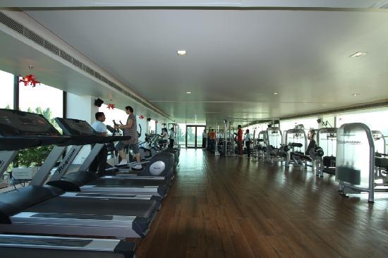 Boulevard 9 Luxury Resort & Spa : Body Language- Fitness Centre