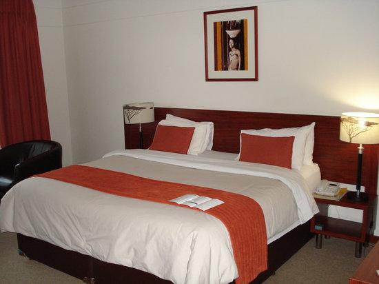 Cresta Botsalo Hotel : chambre