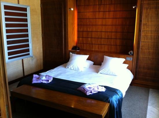 L'Escapade Island Resort: chambre