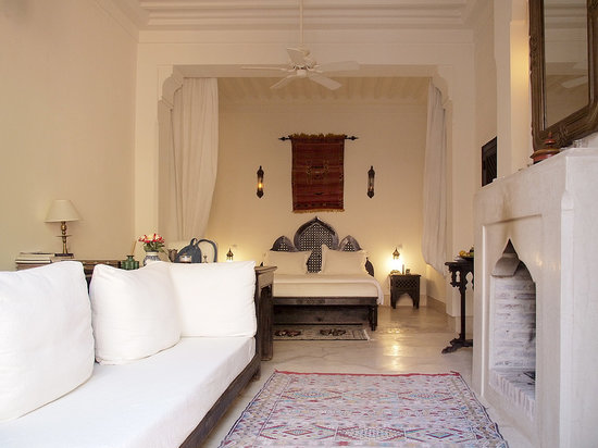 Riad Hayati: sweet room