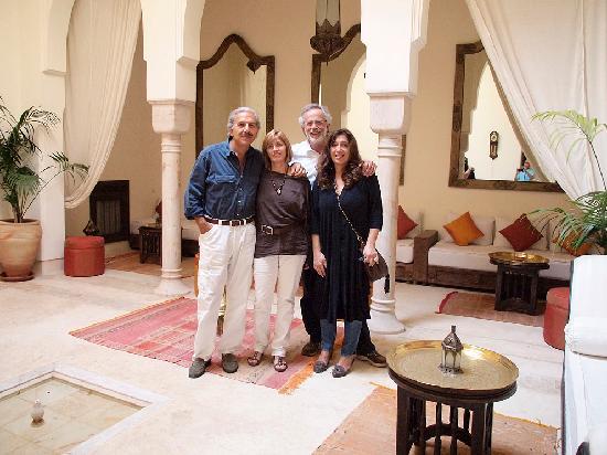 Riad Hayati: we & our friends