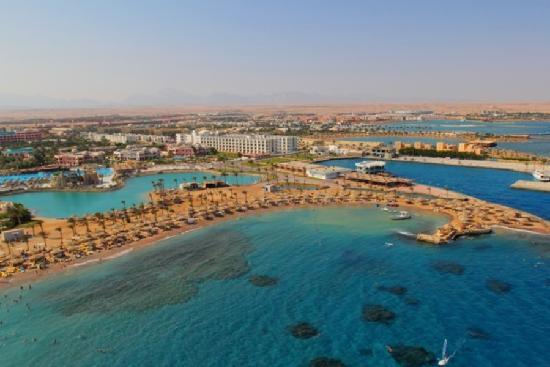 Golden 5 Almas Resort: view