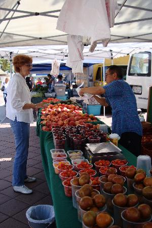 weekly farmers market picture of the globe belgian gastropub garden grove tripadvisor