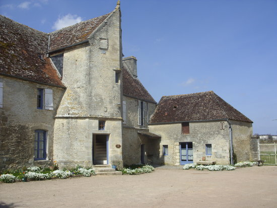 Manoir de Coulandon